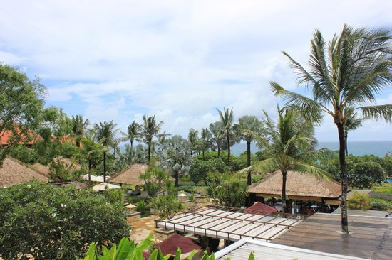 AYANA Resort and Spa:                   View from the lobby