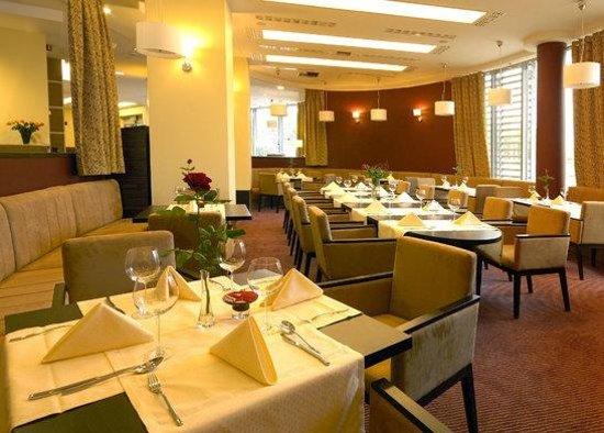 Restaurant Ogien w Qubus Hotel : Restaurant