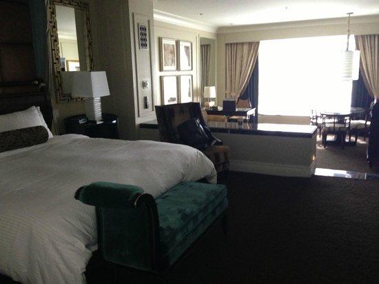 The Palazzo Resort Hotel Casino:                                                       Palazzo Suite