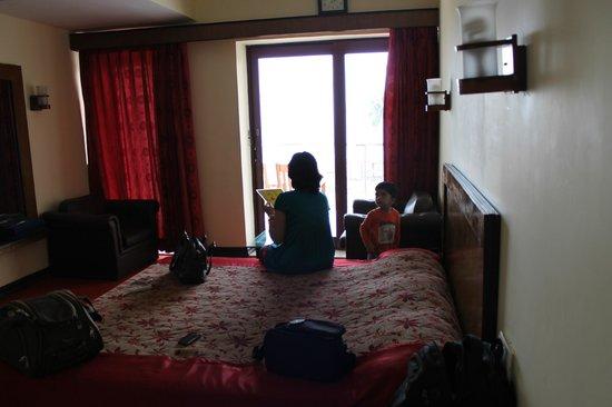 Hotel Seagull:                   room