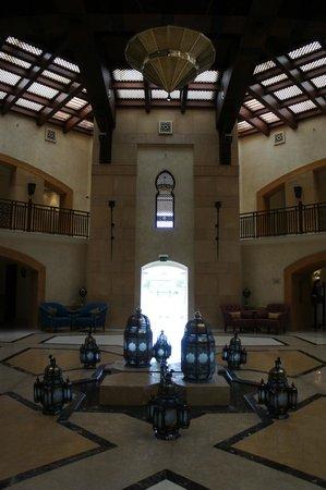 The Palace Port Ghalib: The lobby