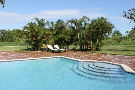 Sosua Ocean Village: Бассейн во дворе у апартаментов