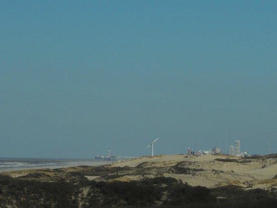 NH Atlantic Den Haag:                   scheveningen pier