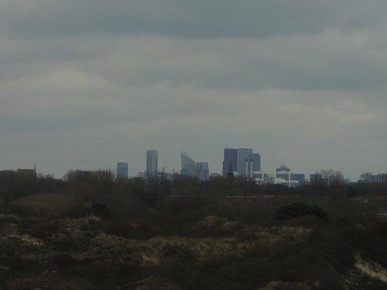 NH Atlantic Den Haag:                   the hague skyline