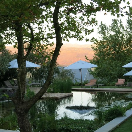 Angala Boutique Hotel and Guest House:                   Sunset