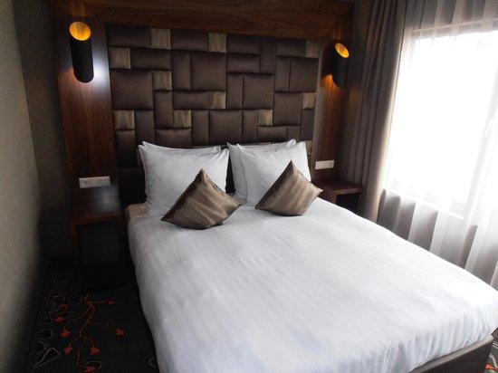 Hotel Golden Tulip Amsterdam West: lit