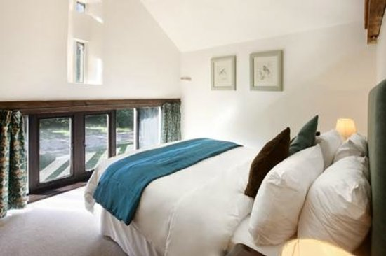 Church Farm Country Cottages: Old Granary Double room