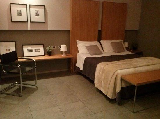 Habita B&B :                   la mia stanza