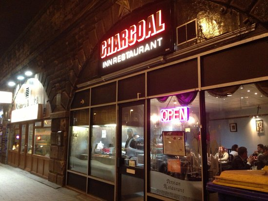 Front of Charcoal Inn (Arya)