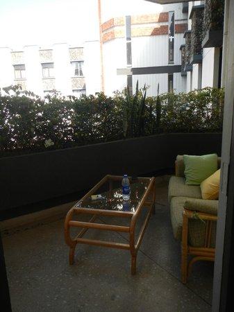 Silver Springs Hotel: le balcon