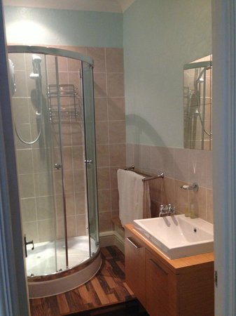 Stratton-on-the-Fosse, UK: En-suite Bathroom