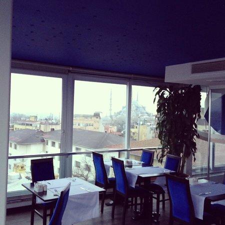 Adamar Hotel: Ресторан