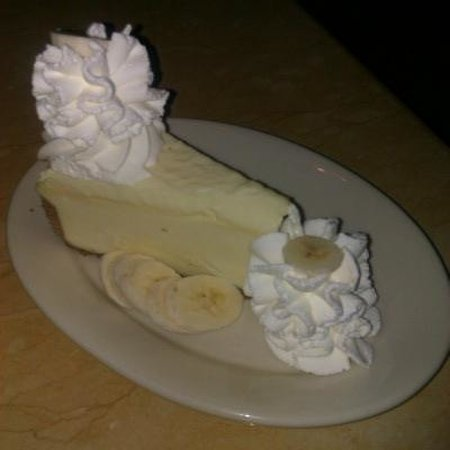 The Cheesecake Factory:                   Fresh Banana ChesseCake