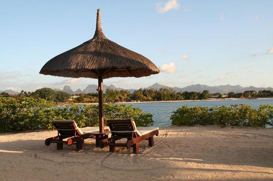 The Oberoi, Mauritius: zeer rustig privestrand