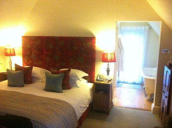 Gidleigh Park:                   Bedroom - Manaton