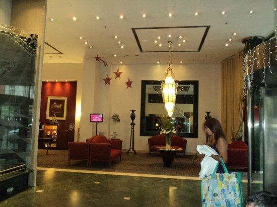 Abasto Hotel: Recepção