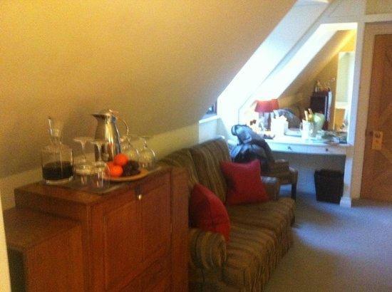 Gidleigh Park:                   Room - Manaton