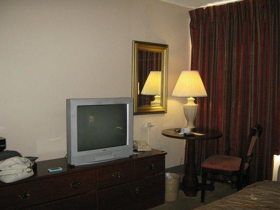 Ramada Oklahoma City Near Bricktown:                   our room