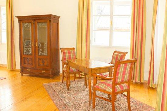 Gästehaus im Priesterseminar Salzburg: Wohnung