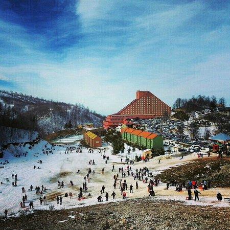 Kartepe Ski Center