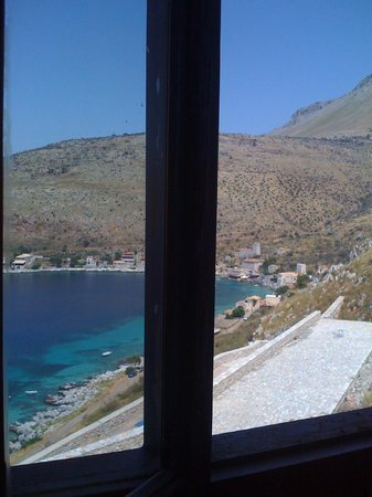 Limeni Village Hotel: Θέα απο το δωμάτιο