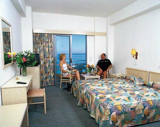 Hotel Rhodos Horizon Resort: Dit zijn de kamers