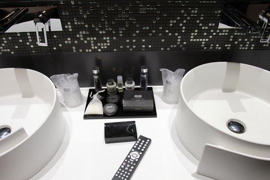 Berg Luxury Hotel: принадлежности