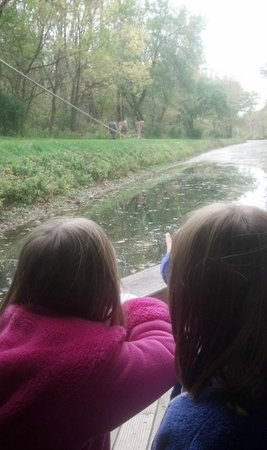 Johnston Farm & Indian Agency:                                     My twins love the mules and canal ride - especially in the f