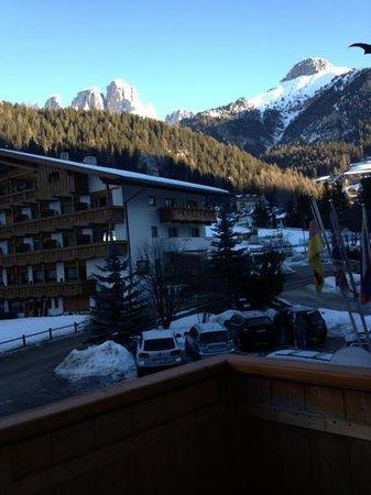 Alpenhotel Panorama:                   vista camera
