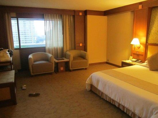 Asia Hotel Bangkok:                   Deluxe Room