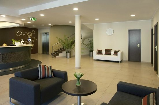 Oru Hotel: Hotel