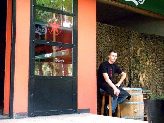 Caffe Tito:                   Esterno