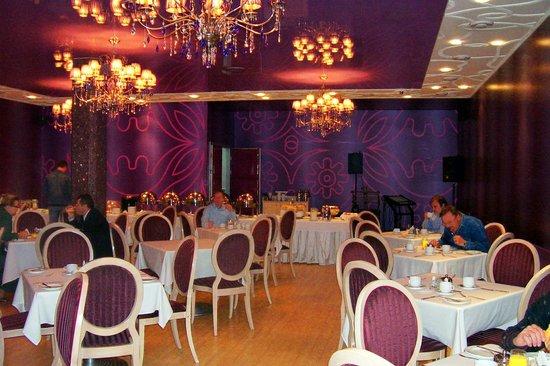 Black Sea Risheliyevskaya:                   Breakfast Area