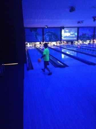 Times Square Entertainment:                   Bowling