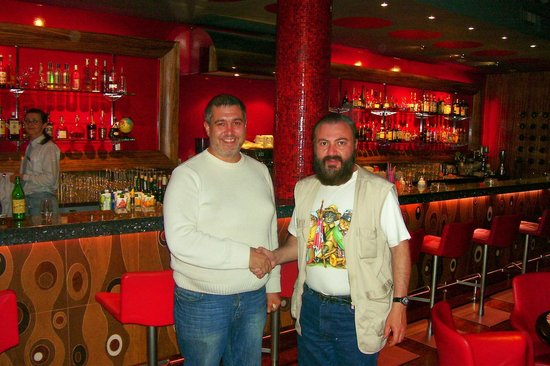 Black Sea Risheliyevskaya:                   Bar Area
