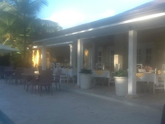 Tortuga Bay Hotel Puntacana Resort & Club:                   Our breakfast restaurant. Lunch and dinner also served here.