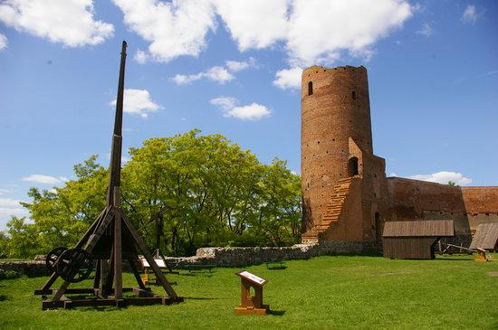 Czersk Castle (Zamek Czersk)