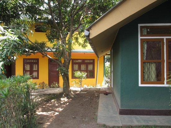 Hilltop Guest House:                   Avoid green shack, go for yellow building