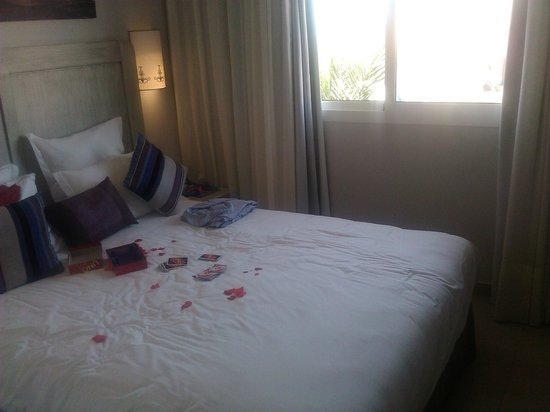 Paradis Plage Surf Yoga & Spa Resort:                                     bedroom