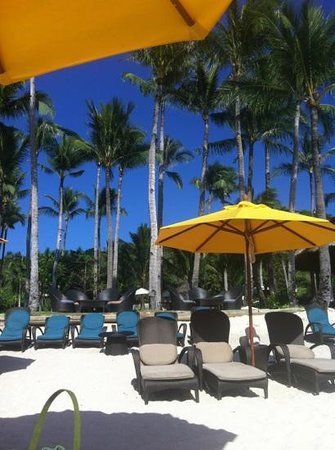 Shangri-La's Boracay Resort & Spa: пляж