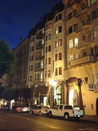 Hotel Vertigo:                   Hôtel Vertigo