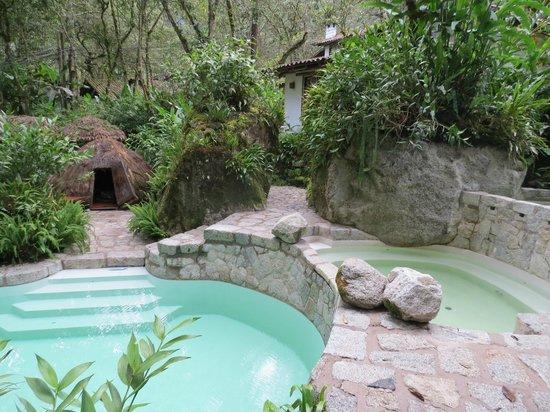 Inkaterra Machu Picchu Pueblo Hotel:                   Pool