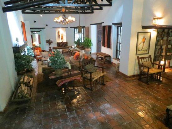 Inkaterra Machu Picchu Pueblo Hotel:                   Lounge