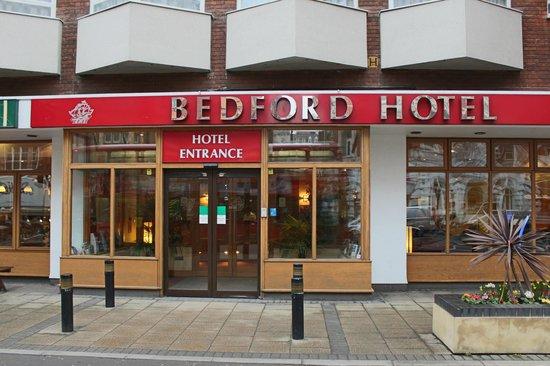 Bedford Hotel:                   Entrance