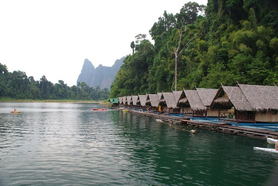 Green Andaman Travel:                   Koh Sok Lake