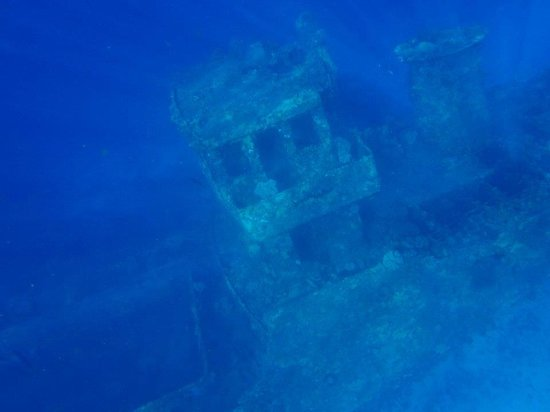Kabaira Dive & Tours Rabaul :                   one of the many wrecks
