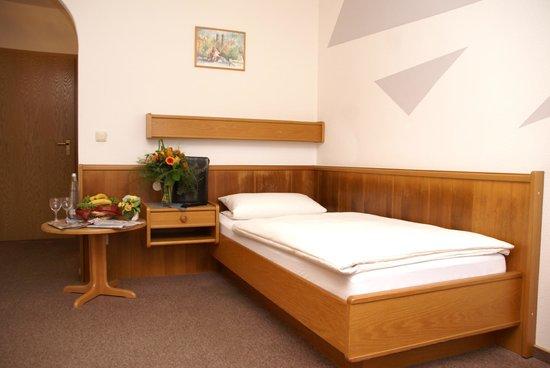 Landhotel & Gasthaus Wiedmann : Einzelzimmer Standard