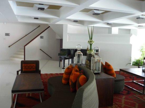 Cinnamon Citadel Kandy:                   the lounge area