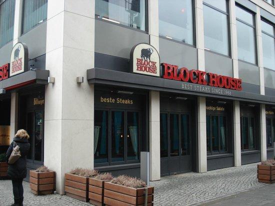 Block house friedrichstrasse block house de la friedrichstrasse