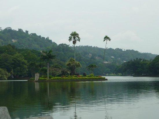 Cinnamon Citadel Kandy:                   Kandy Lake (a nice walk... recommended)